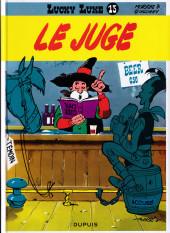 Lucky Luke -13e2016- Le juge