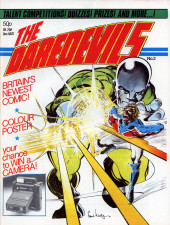 Daredevils (The) (Marvel U.K - 1983) -2- Issue # 2