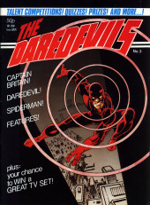 Daredevils (The) (Marvel U.K - 1983) -3- Issue # 3