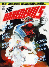 Daredevils (The) (Marvel U.K - 1983) -4- Issue # 4