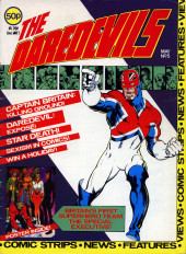 Daredevils (The) (Marvel U.K - 1983) -5- Issue # 5