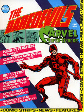 Daredevils (The) (Marvel U.K - 1983) -6- Issue # 6