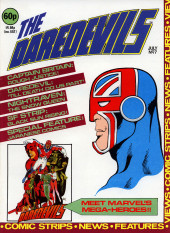Daredevils (The) (Marvel U.K - 1983) -7- Issue # 7