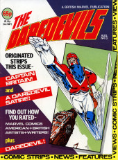 Daredevils (The) (Marvel U.K - 1983) -8- Issue # 8