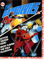 Daredevils (The) (Marvel U.K - 1983) -9- Issue # 9
