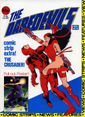Daredevils (The) (Marvel U.K - 1983) -10- Issue # 10