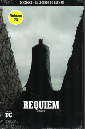 DC Comics - La légende de Batman -7567- Requiem - 2e partie