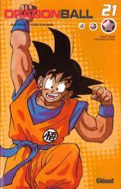 Dragon Ball (Intégrale) -21- Tome 21