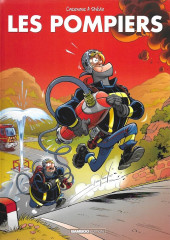 Les pompiers - Tome Compil