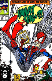 What the..?! (Marvel comics - 1988) -14- Issue # 14