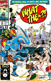 What the..?! (Marvel comics - 1988) -15- Issue # 15