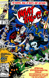 What the..?! (Marvel comics - 1988) -17- Special Environmental Issue!