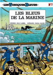Les tuniques Bleues -7d2016- Les Bleus dans la Marine