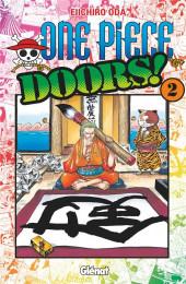 One Piece : Doors ! -2- Tome 2
