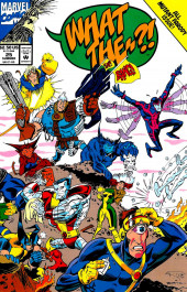 What the..?! (Marvel comics - 1988) -25- All Mutant Parody Issue!
