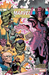History of the Marvel Universe (Marvel comics - 20) -INT01- History of the Marvel Universe