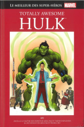 Marvel Comics : Le meilleur des Super-Héros - La collection (Hachette) -114- Tottally Awesome Hulk