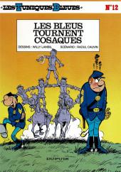 Les tuniques Bleues -12b2007- Les Bleus Tournent Cosaques