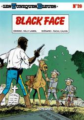 Les tuniques Bleues -20b2007- Black Face