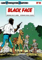 Les tuniques Bleues -20b2001- Black Face