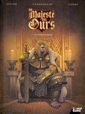 Sa Majesté des Ours -1- Les Colonnes de Garuda