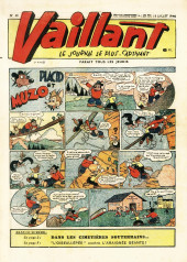 Vaillant (le journal le plus captivant) -62- Vaillant