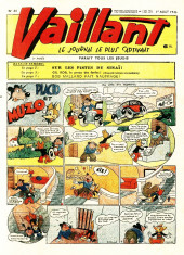 Vaillant (le journal le plus captivant) -64- Vaillant