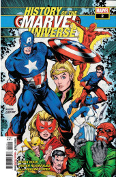 History of the Marvel Universe (Marvel comics - 20) -2- Issue # 2