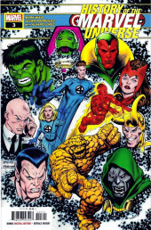 History of the Marvel Universe (Marvel comics - 20) -3- Issue # 3