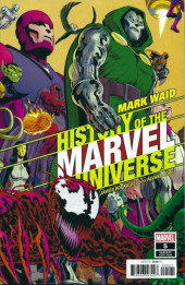 History of the Marvel Universe (Marvel comics - 20) -5VC- Issue # 5