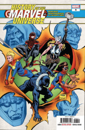 History of the Marvel Universe (Marvel comics - 20) -6- Issue # 6