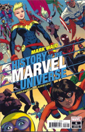 History of the Marvel Universe (Marvel comics - 20) -6VC- Issue # 6