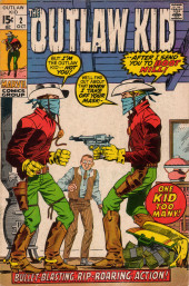 The outlaw Kid Vol.2 (Marvel - 1970) -2- One Kid Too Many!