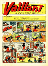 Vaillant (le journal le plus captivant) -66- Vaillant