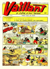 Vaillant (le journal le plus captivant) -67- Vaillant