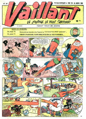 Vaillant (le journal le plus captivant) -89- Vaillant