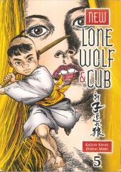New lone wolf & cub -5- Volume 5
