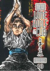 New lone wolf & cub -10- Volume 10