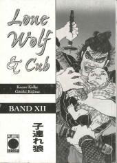 Lone Wolf & Cub (Allemand) -12- Volume 12