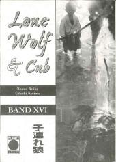 Lone Wolf & Cub (Allemand) -16- Volume 16