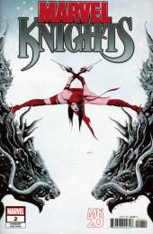 Marvel Knights 20th (Marvel comics - 2018) -2B- Issue # 2