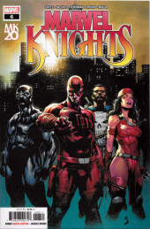 Marvel Knights 20th (Marvel comics - 2018) -6A- Issue # 6
