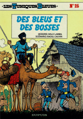 Les tuniques Bleues -25a1987- Des Bleus et des bosses