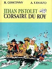 Jehan Pistolet -2- Corsaire du Roy
