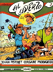 Jehan Pistolet -1- Jehan Pistolet corsaire prodigieux