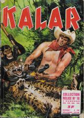 Kalar -Rec18- Collection Reliée N°18 (du n°110 au n°113)