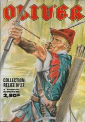 Oliver -Rec27- Collection reliée N°27 (du n°209 au n°216)