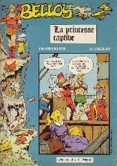 Belloy -2- La Princesse Captive