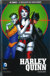 DC Comics - Le Meilleur des Super-Héros -125- Harley Quinn - Dancing Quinn
