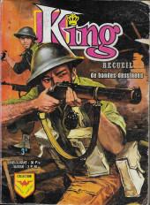 King (Arédit - 1re série) -Rec600- Recueil 600 (du n°22 au n°25)